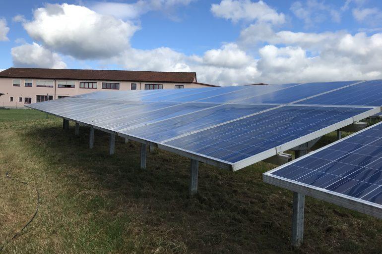 Solarpark Landkreis Wunsiedel